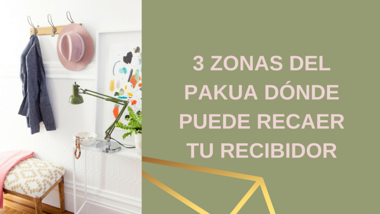 3 zonas del PA-KUA donde puede recaer tu recibidor