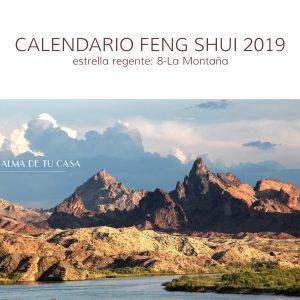 Calendario Feng Shui 2019